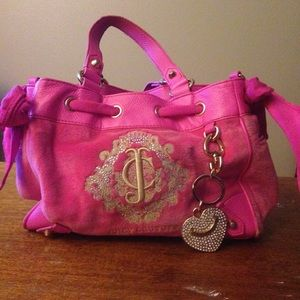 Juicy Couture Pink Daydream Purse
